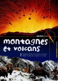 Montagnes et volcans