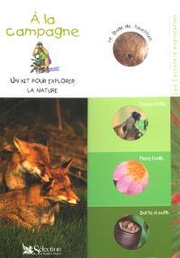 A la campagne : un kit pour explorer la nature