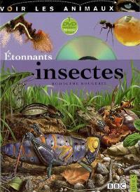 Etonnants insectes