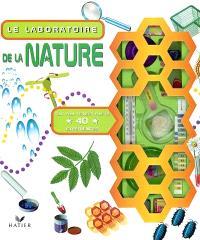 Le laboratoire de la nature : tout pour réaliser plus de 40 expériences