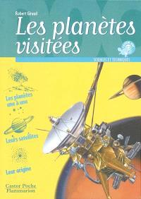 Les planètes visitées