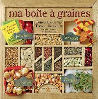 Ma boîte à graines : concentré de vie, trésor d'activités : jardiner, s'amuser, cuisiner, étudier