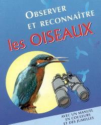 Observer et reconnaître les oiseaux