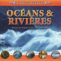 Océans et rivières : littoral, vagues, courants océaniques