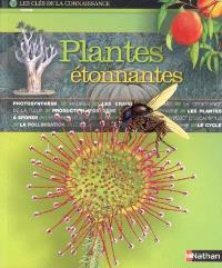 Plantes étonnantes