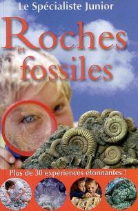 Roches et fossiles : plus de 30 expériences étonnantes !