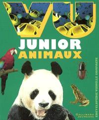 Vu junior animaux : encyclopédie visuelle compacte