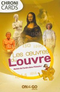 Les oeuvres du Louvre : mettez de l'ordre dans l'histoire