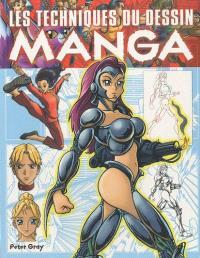 Les techniques du dessin manga