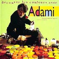 Découvre les couleurs avec Adami