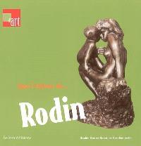 Dans l'univers de.... Rodin