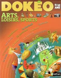 Dokéo arts, loisirs et sports : 9-12 ans