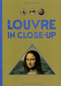 Louvre in close-up