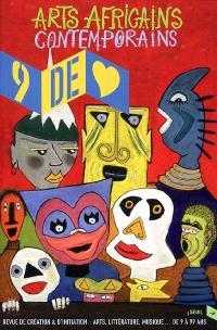 Neuf de coeur. n° 4, Arts africains contemporains