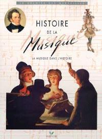 Histoire de la musique, la musique dans l'histoire
