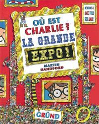 Où est Charlie ?, La grande expo !