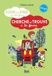 Cherche et trouve à la ferme = Look and find on the farm