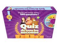 Quiz de tous les records : défie tes amis avec... 540 questions !