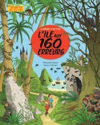 L'île aux 160 erreurs : les aventures de Pam et Paul