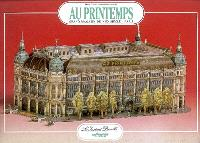 Au Printemps : grand magasin du XIXe siècle, Paris