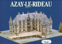 Azay-le-Rideau, France : Val de Loire