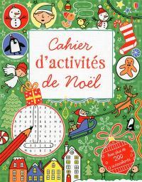 Cahier d'activités de Noël
