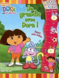 Je grandis avec Dora : Dora l'exploratrice