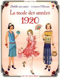 La mode des années 1920