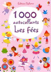 1.000 autocollants, les fées