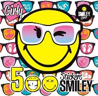 Girly : 500 stickers smiley