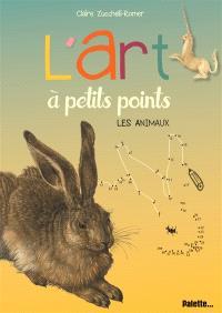 L'art à petits points : les animaux