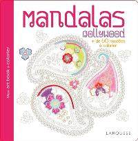 Mandalas Bollywood : + de 60 modèles à colorier