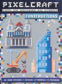 Pixelcraft, crée un univers en pixels : constructions