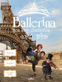 Ballerina : mon livre d'activités