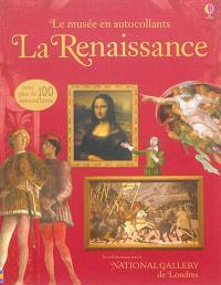 La Renaissance : le musée en autocollants
