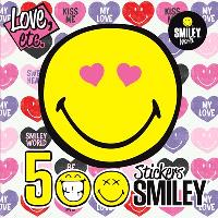 Love, etc. : 500 stickers smiley