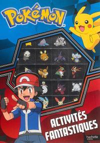 Pokémon : activités fantastiques