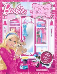 Barbie, mon livre-dressing
