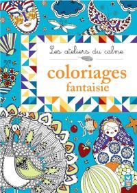 Coloriages fantaisie