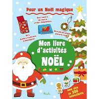 Noël : mon livre d'activités