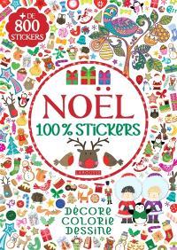 Noël 100 % stickers