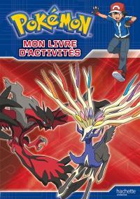Pokémon : mon livre d'activités