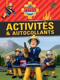 Sam le pompier : activités & autocollants