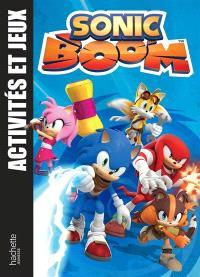 Sonic boom : activités et jeux