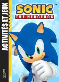 Sonic the hedgehog : activités et jeux