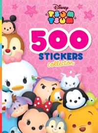 Tsum Tsum : 500 stickers collector