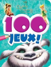 Clochette & la créature légendaire : 100 jeux