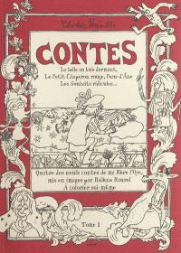 Contes. Volume 1