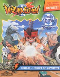 Inazuma eleven : coffret 100% football