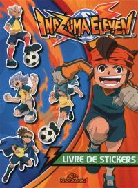 Inazuma eleven : livre de stickers